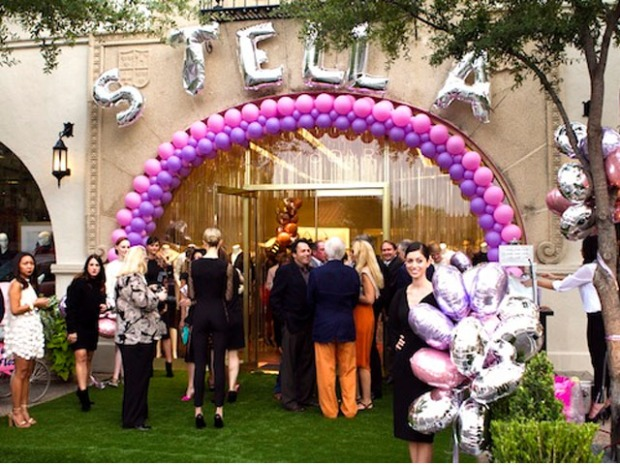 Scenes From Stella McCartney Opening