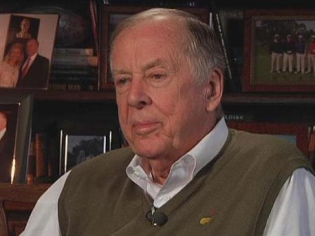 [DFW] More From T. Boone Pickens