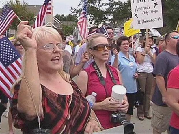 [DFW] Tea Party Express Stops in North Texas