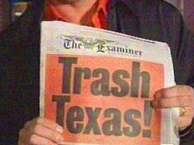 [DFW Texas Rangers] Rangers Harassed; Trash Talk Begins