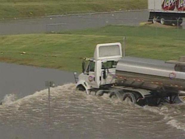 [DFW] Dallas Flooding