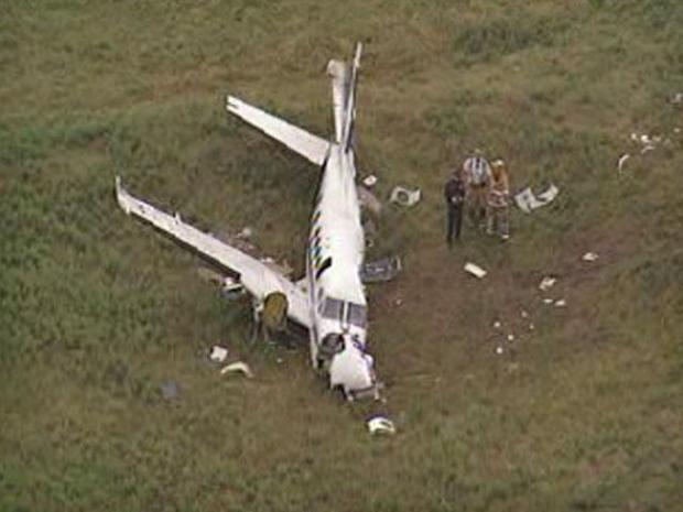 [DFW] Wise County Plane Crash
