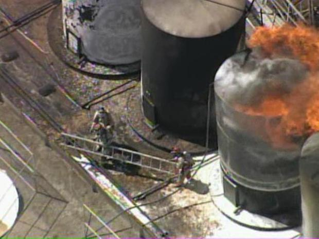 [DFW] Wise County Natural Gas Explosion