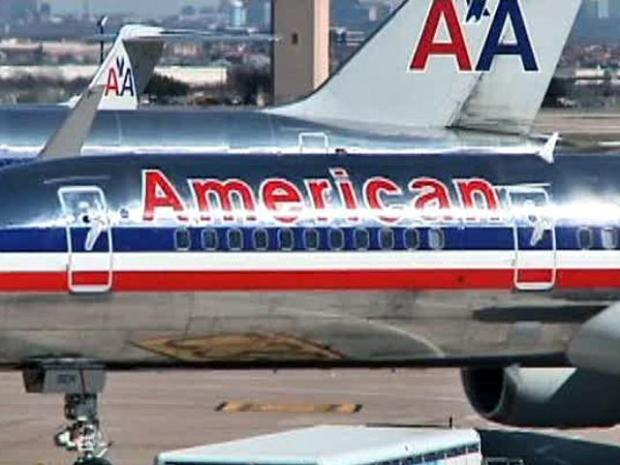 [DFW] American Airlines' Second-Quarter Loss