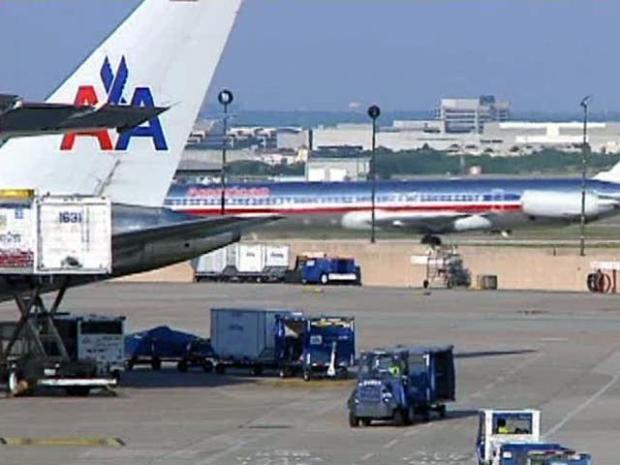 [DFW] American Airlines Fires Employee After Theft Arrest