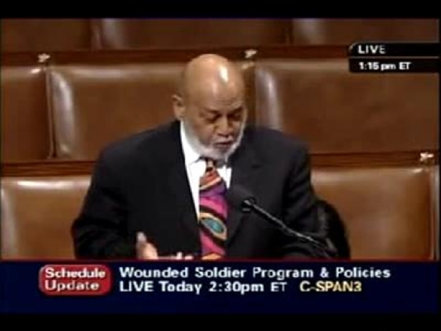 [DC] Rep. Alcee Hastings Talks Sex Acts
