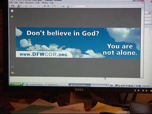 [DFW] Don't Believe in God? You're Not Alone