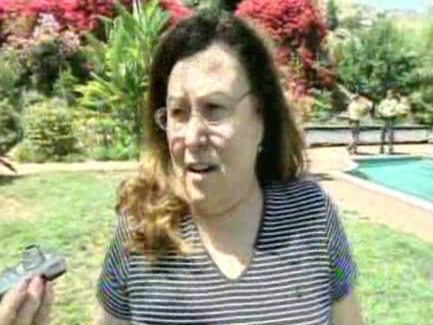[LA] Witness Describes Bear Encounter (RAW)