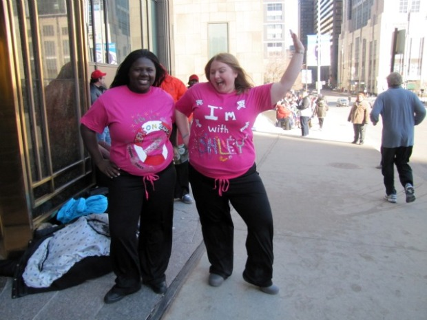PHOTOS: Casting 'The Biggest Loser' in Chicago
