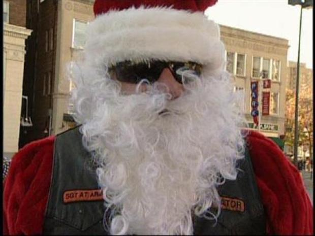 [DFW] Bikers Become Santa's Helpers for 23rd Straight Year