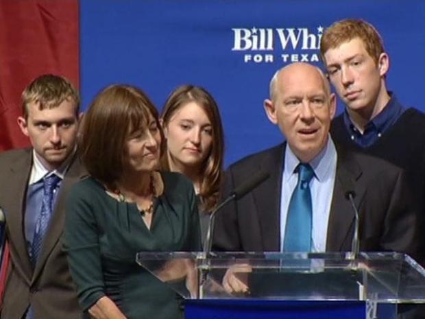 [DFW] Bill White Loses Bid to Become Governor