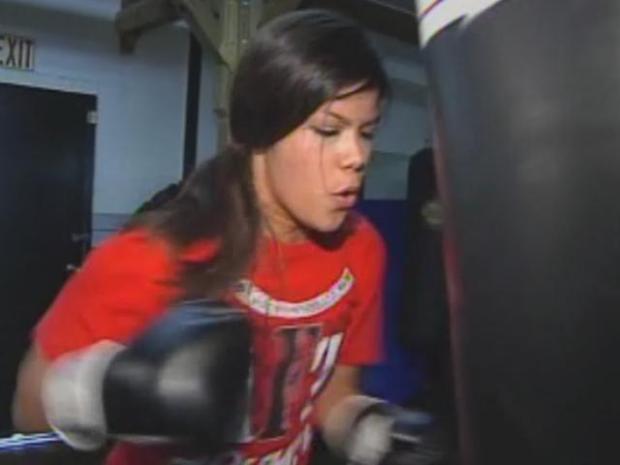 [DFW] Women + Boxing = Perfect Match