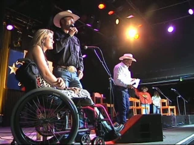 [DFW] Tuff Hedeman Hosts Brandi Todd Benefit
