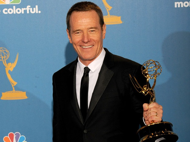 "[LA] Bryan Cranston May Have ""Emmy Diabetes"""