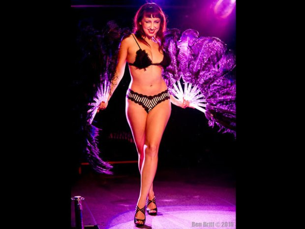 Previewing Dallas Burlesque Festival