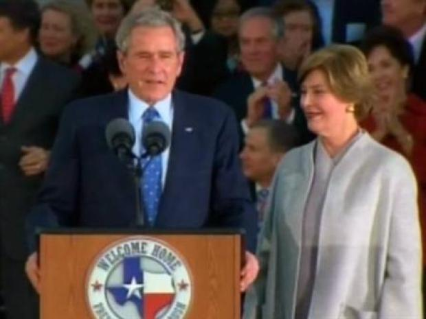 [DFW] Bush's Future Neighbors Ready for Former First Family