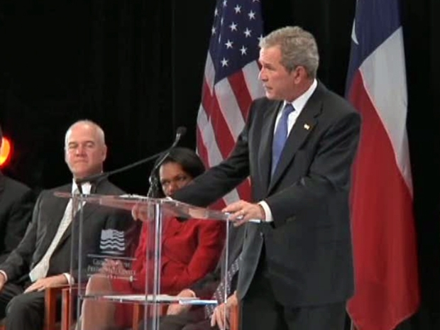 [DFW] Presidential Past Meets Future at SMU