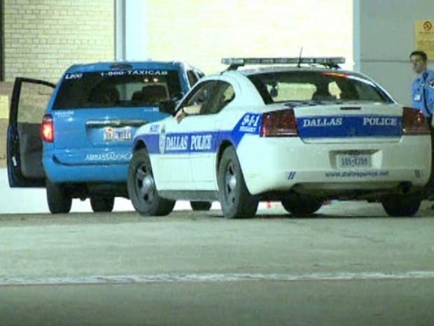 [DFW] Cabbie, Passengers Shot