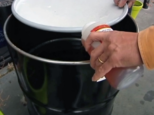 [DFW] Dallas Asks People to Recycle Cooking Grease