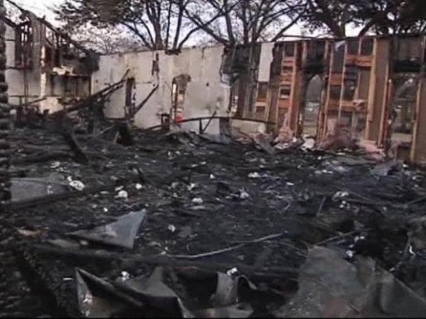 [DFW] ATF Investigates Seven Church Fires