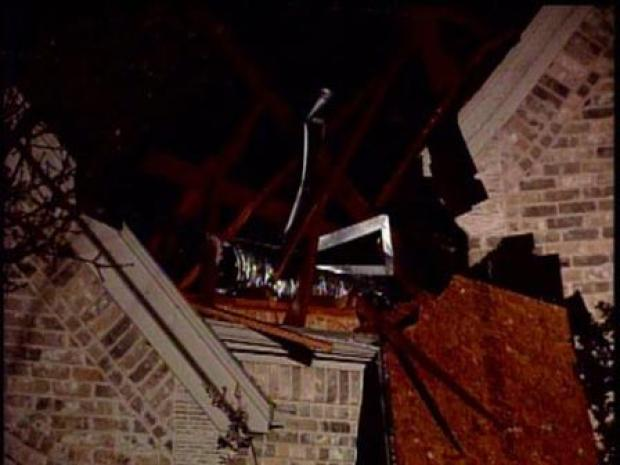 [DFW] High Winds Peel Roof From Colleyville Home