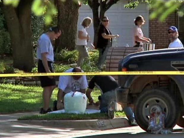 [DFW] Investigators Found Will in Bomb Suspect's Home
