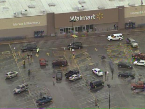 [DFW] One Killed, One Injured in Walmart Shooting