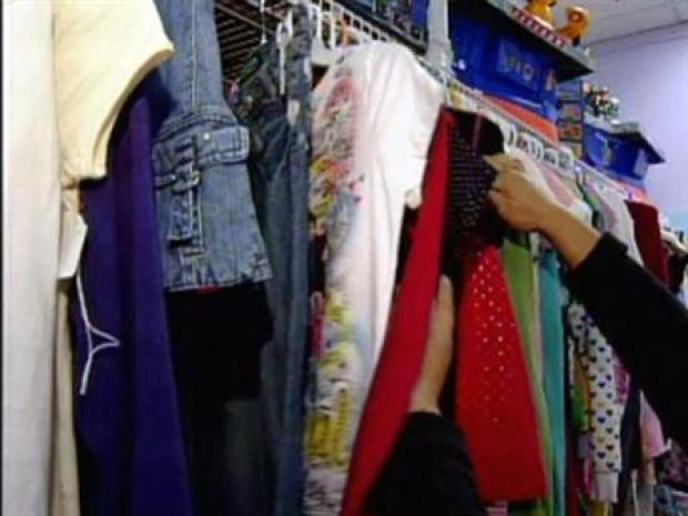 [DFW] Resale Shops Reap Benefits of Recession