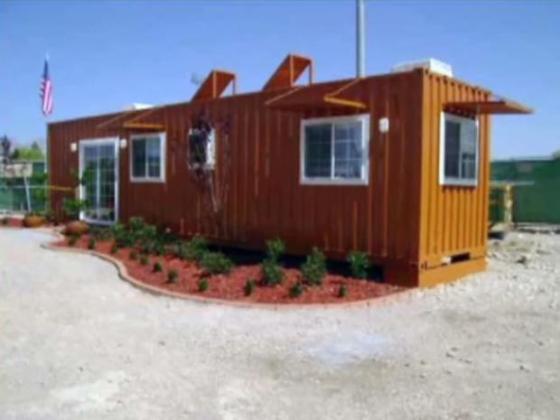[DFW] Man Wants Another Shot for Container Home Idea