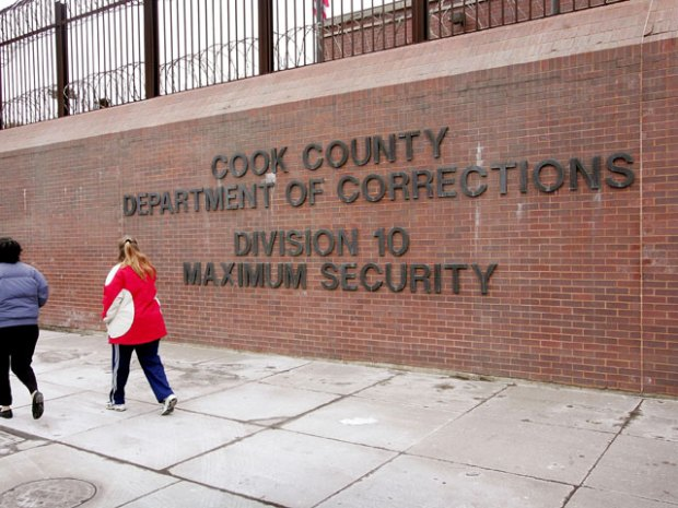 [CHI] Man Trapped in Cook County Jail for 31 Hours