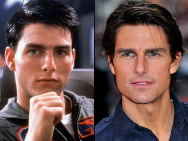 "[NATL] ""Top Gun"" Cast Then and Now"