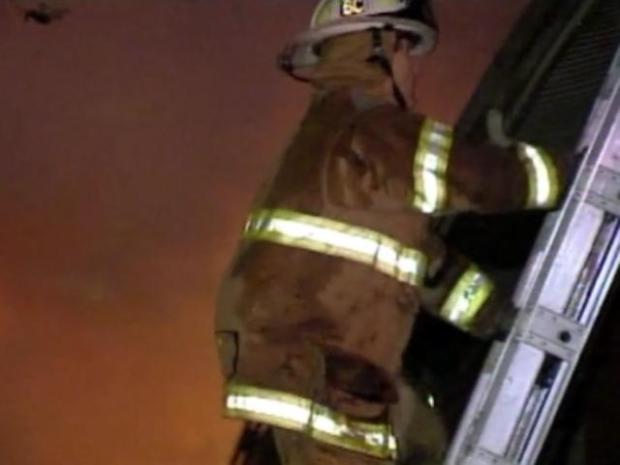 [DFW] North Dallas Apartment Fire
