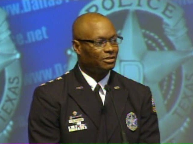 "[DFW] David Brown ""Humbled"" to be Chief"