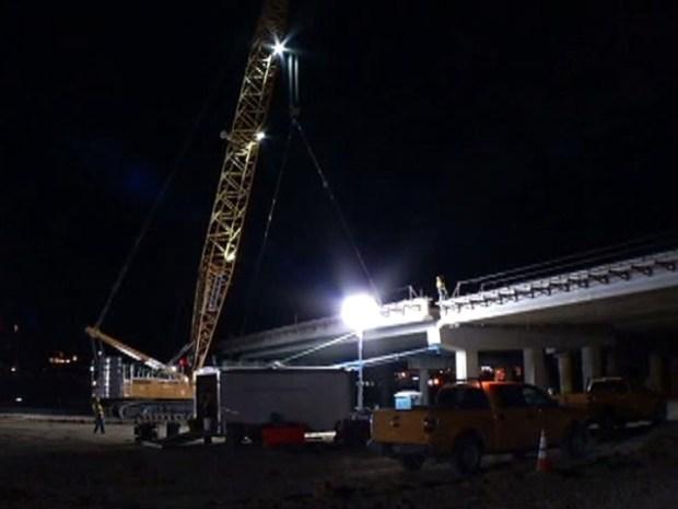 [DFW] Road Construction After Dark