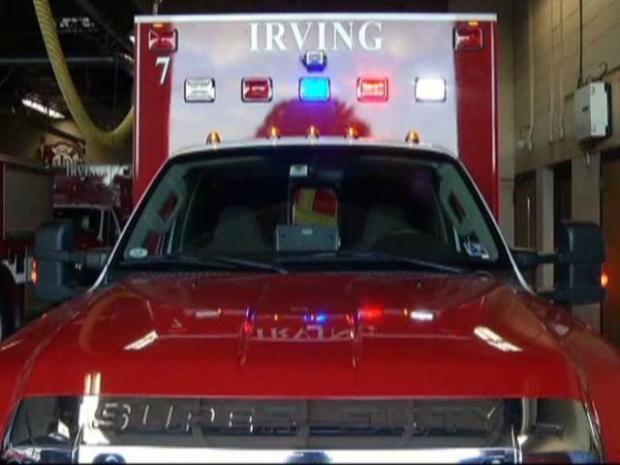 [DFW] 911 Call: Dispatcher Talks Dad Through Delivery