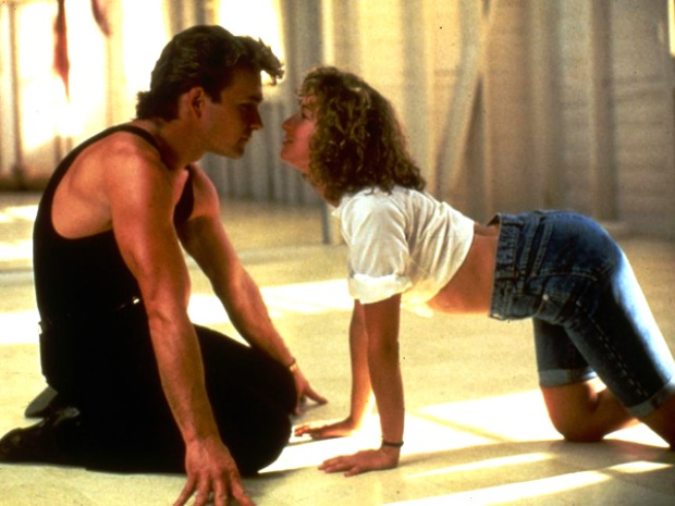 [NATL] Patrick Swayze: Life in Photos
