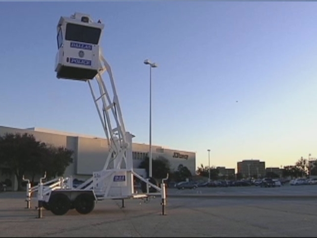[DFW] Dallas Police Launch Mall Task Force