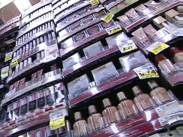[DFW] Women Swap Pricey Brands for Drugstore Makeup
