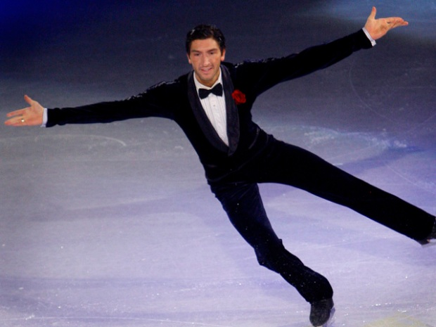 Evan Lysacek to Dance With the Stars