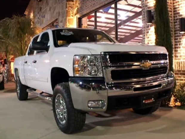 [DFW] Police Say Heavy-Duty Trucks Are Theft Target