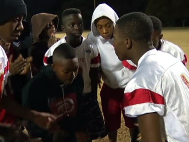 [DFW] South Dallas Team Needs Money to Tackle Pop Warner Super Bowl