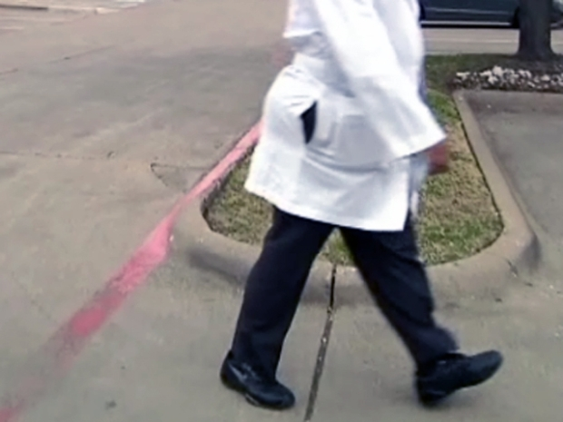 [DFW] Doctor Sounds Dangers of Black Ice