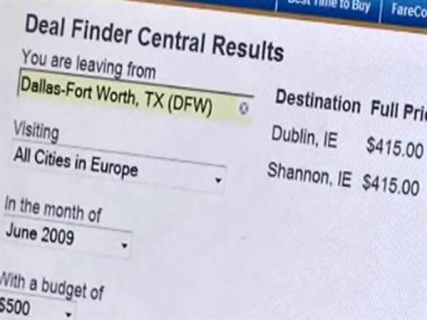 [DFW] Summer Travel Deals Sizzle