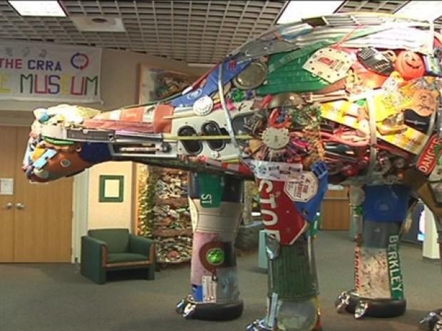 [HAR] Garbage Museum