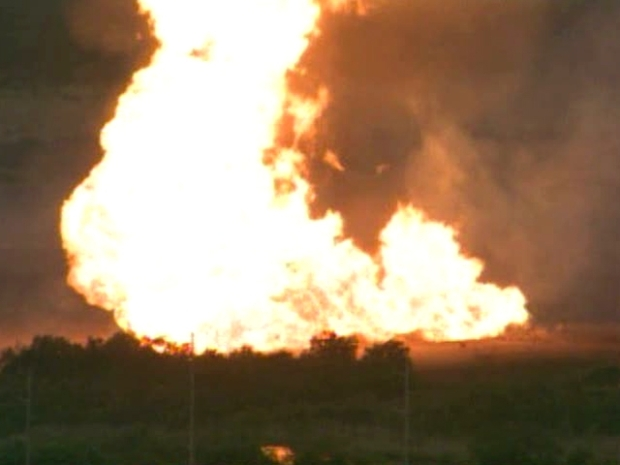 [DFW] Natural Gas Pipeline Explosion Rattles North Texas