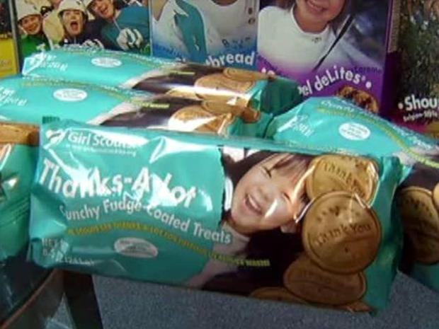 [DFW] Girl Scouts Take Bite Out of Cookie Packaging