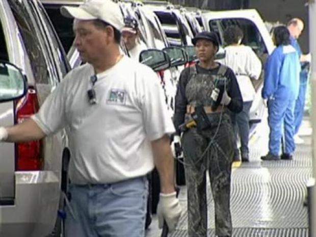 [DFW] Arlington GM Plant Survives Cuts
