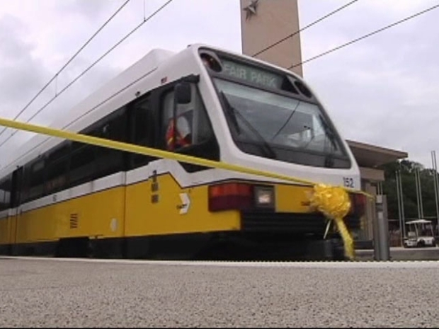 [DFW] Rail Service Rolls Into Deep Ellum, Fair Park