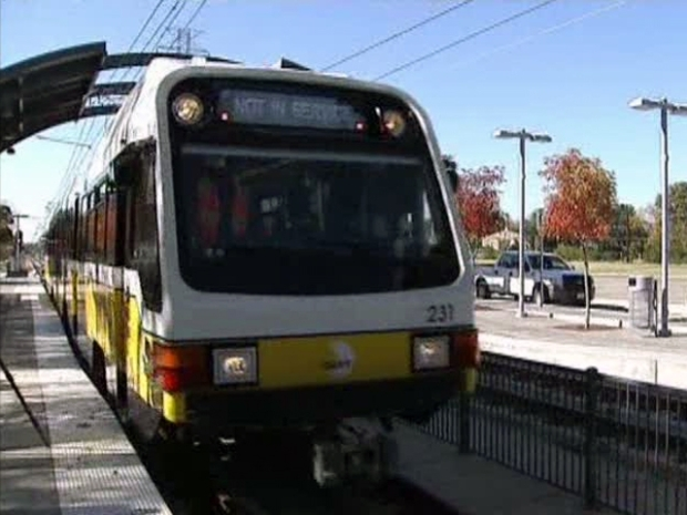 [DFW] Hoping to Cash in on DART's New Green Line