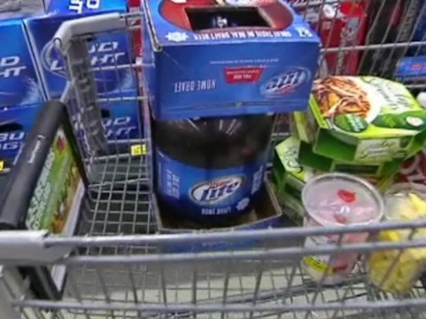 [DFW] Group Pushing for Beer, Wine Sales in All of Dallas